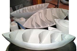 PIRJO ERONEN lavorazione ceramica tolfa