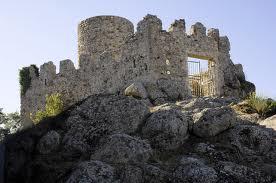 castello dei frangipane tolfa