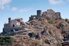 il castello dei frangipane tolfa