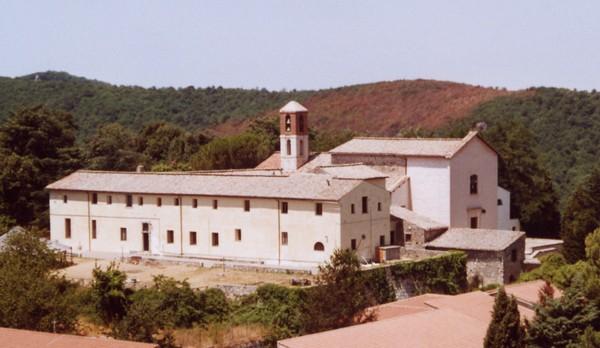 chiesa di san francesco d'assisi convento dei cappuccini tolfa