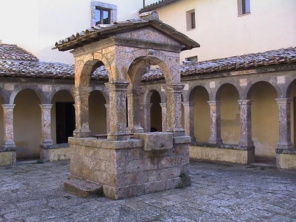 chiesa di santa maria della sughera